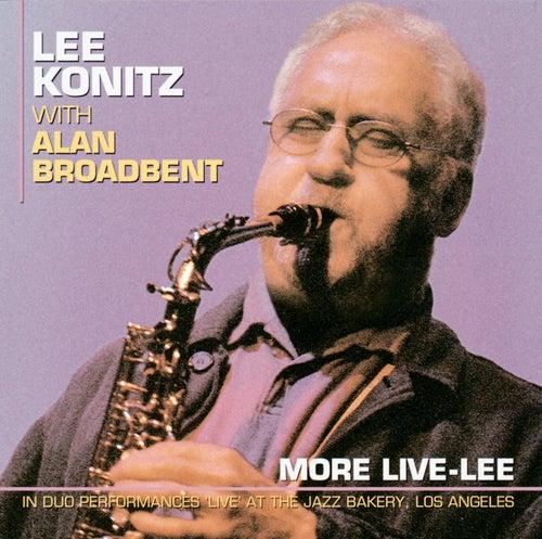 More Live-Lee by Lee Konitz