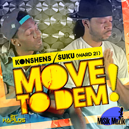Move to Dem by Konshens