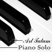 Piano Solo by Art Tatum