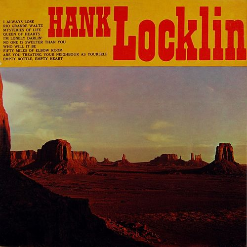 Hank Locklin by Hank Locklin