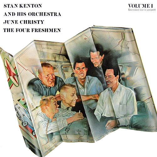 Road Show Volume 1 by Stan Kenton