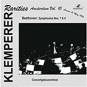 Klemperer Rarities: Amsterdam, Vol. 10 (1956) by Various Artists