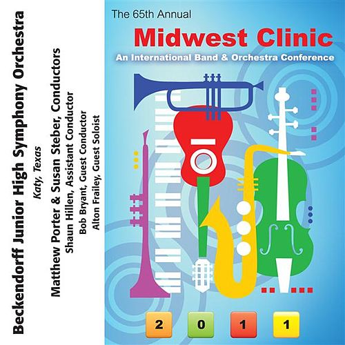 2011 Midwest Clinic: Beckendorff Junior High Symphony Orchestra by Various Artists