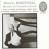 Rosenthal: Musique De Chambre by Various Artists