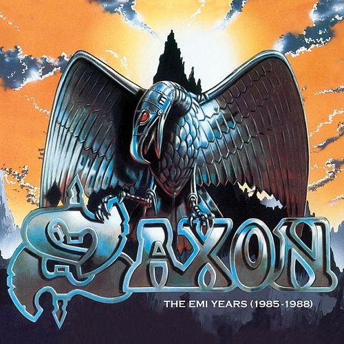 The EMI Years (1985-1988) by Saxon