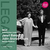 Play & Download Wolf: Italienisches Liederbuch by Janet Baker | Napster