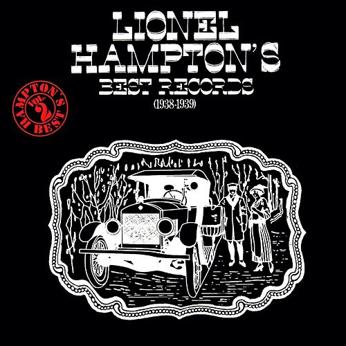 Best Records 1938-1939 by Lionel Hampton