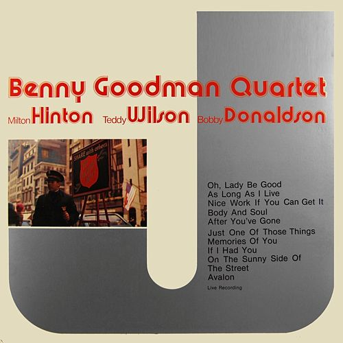 As Long As I Live by Benny Goodman