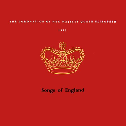 Songs Of England by Jennifer Vyvyan
