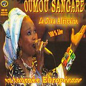 Play & Download La diva africaine en tournée européenne (100% Live) by Oumou Sangare | Napster