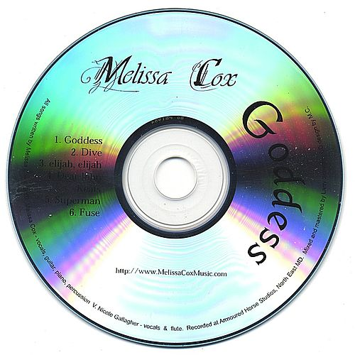 Play & Download Goddess by Melissa Cox | Napster