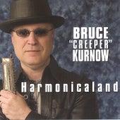 Harmonicaland by Bruce Kurnow