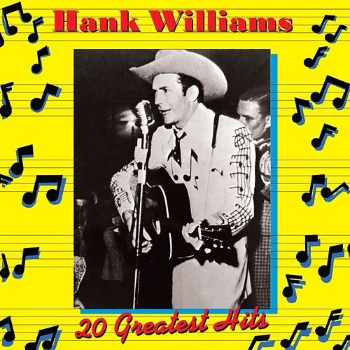 40 Greatest Hits by Hank Williams