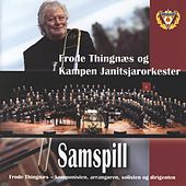 Play & Download Samspill by Kampen Janitsjar | Napster