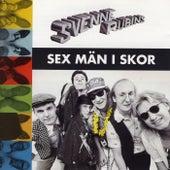 Sex Män I Skor by Svenne Rubins