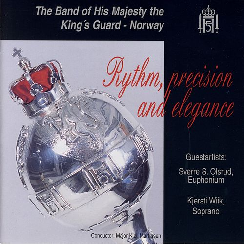 Play & Download Rythm, Precision And Elegance by Gardemusikken | Napster