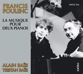 Play & Download Poulenc: Musique pour deux pianos (La) by Alain Raes   Napster