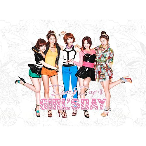 Play & Download Everyday II (2nd Mini Album) by Girl's Day | Napster