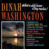 Play & Download What A Diff'rence A Day Makes! by Dinah Washington | Napster