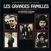 Bande Originale de la série TV Les Grandes familles (1989) by The Paris Philharmonic Orchestra