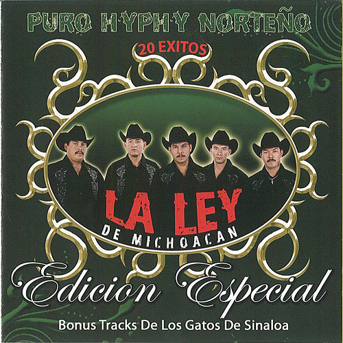 Play & Download 20 Exitos by La Ley De Michoacan | Napster
