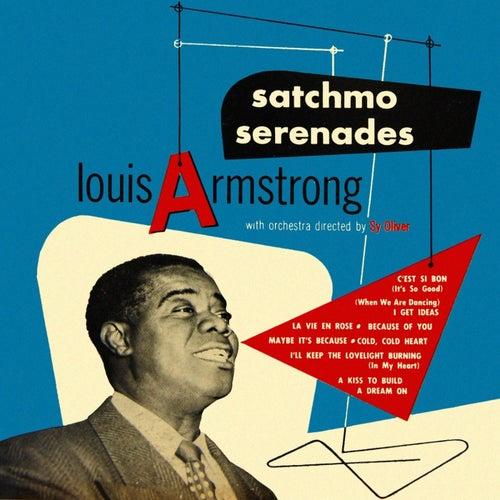 Satchmo Serenades by Lionel Hampton