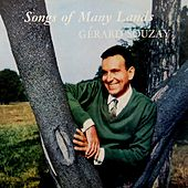 Songs Of Many Lands by Gerard Souzay