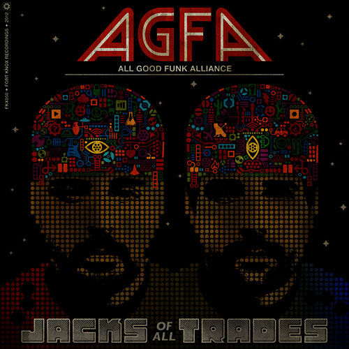 Play & Download Jacks of All Trades by All Good Funk Alliance | Napster
