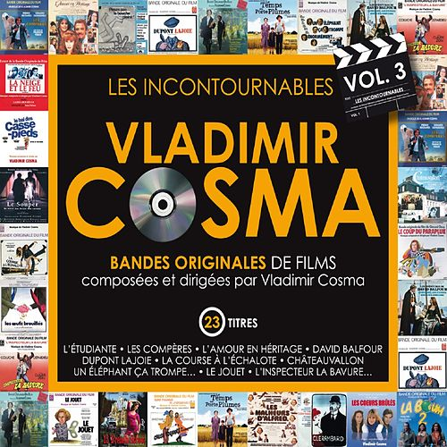 Play & Download Les Incontournables, Vol. 3 by Various Artists | Napster