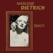 Marlene Dietrich Sings by Marlene Dietrich