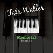 Memorial Volume 1 by Fats Waller