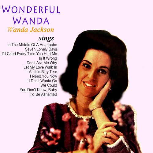 Wonderful Wanda by Wanda Jackson