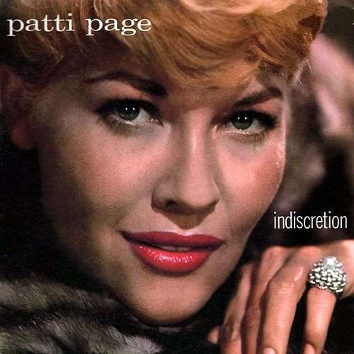 Indiscretion by Patti Page