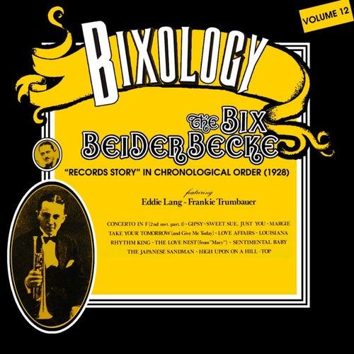 The Bix Beiderbecke Story by Bix Beiderbecke