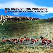 Play & Download Favourite Cowboy Songs by The Sons of the Pioneers | Napster