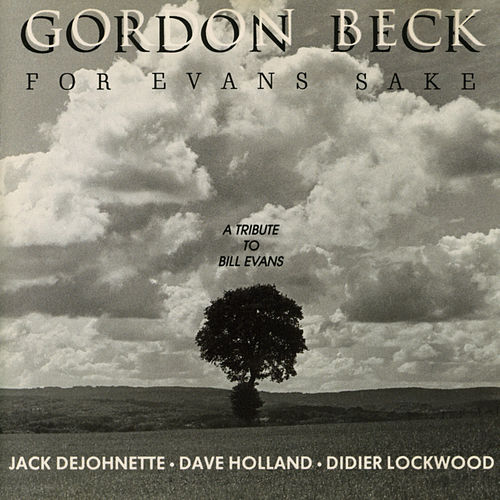 For Evans Sake by Gordon Beck