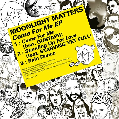 Kitsuné: Come For Me - EP by Moonlight Matters