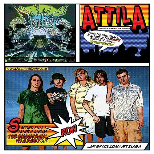 Play & Download Soundtrack to a Party (Bonus) by Attila   Napster