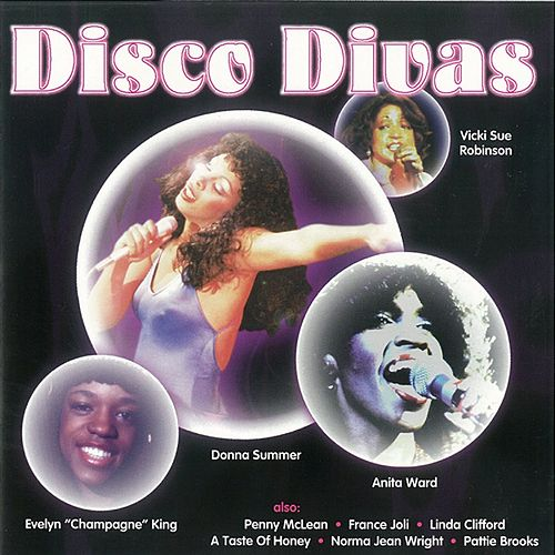 Divas Of The Disco by Various Artists