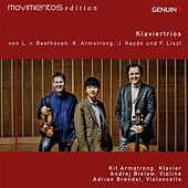 Beethoven, Armstrong, Haydn & Liszt: Piano Trios by Andrej Bielow