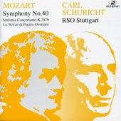 Play & Download Carl Schuricht conducts Mozart (1952-1962) by Stuttgart Radio Symphony Orchestra | Napster