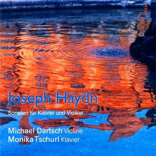 Haydn: Sonaten für Klavier und Violine by Michael Dartsch