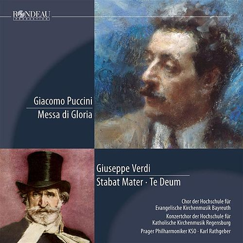 Puccini: Messa di Gloria - Verdi: Stabat Mater - Te Deum by Various Artists
