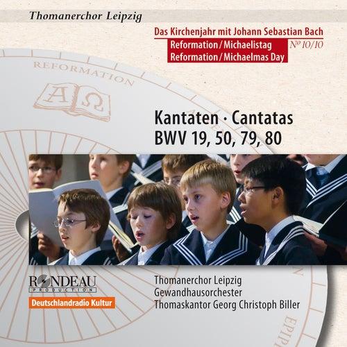 Das Kirchenjahr mit Johann Sebastian Bach, Vol. 10 - Reformation / Michaelistag by Various Artists