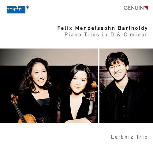 Play & Download Mendelssohn: Piano Trios Nos. 1 & 2 by Leibniz Trio | Napster