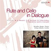 Flute & Cello in Dialogue by Various Artists