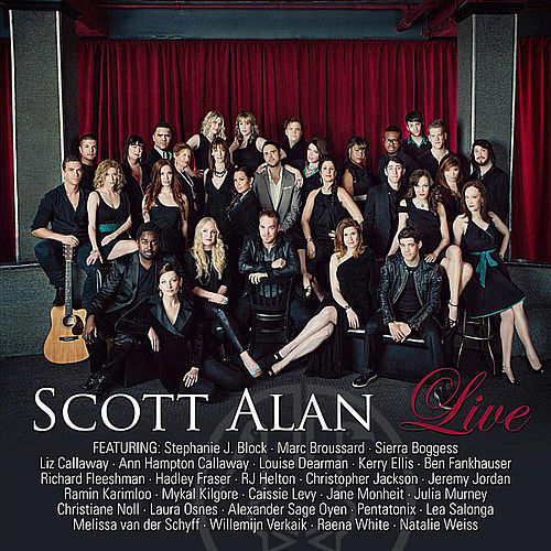 Live by Scott Alan