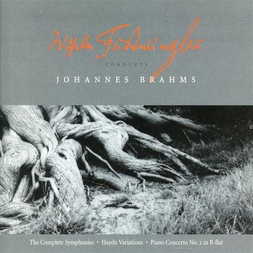 Furtwangler conducts Brahms by Various Artists