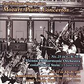 Paul Badura-Skoda plays Mozart: Piano Concertos by Paul Badura-Skoda