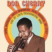 Play & Download Don Cherry Live at Cafe Montmartre, Vol. 1 by Don Cherry | Napster